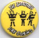 Bubblemen pin